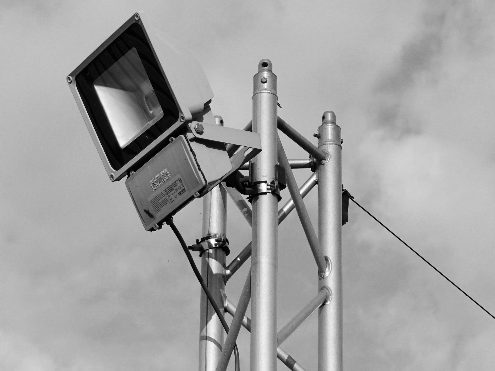 Illuminazione temporanea noleggio q studio