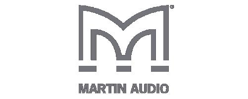 Martin Audio Logo senza sfondo