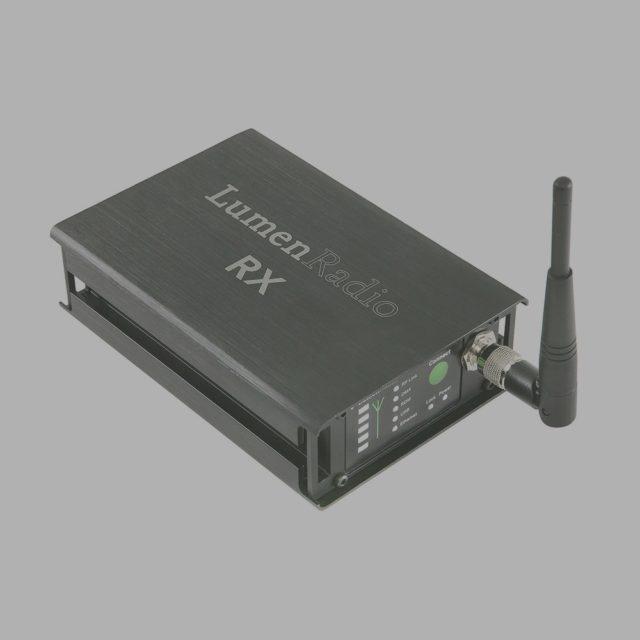 Lumenradio Wireless DMX wifi